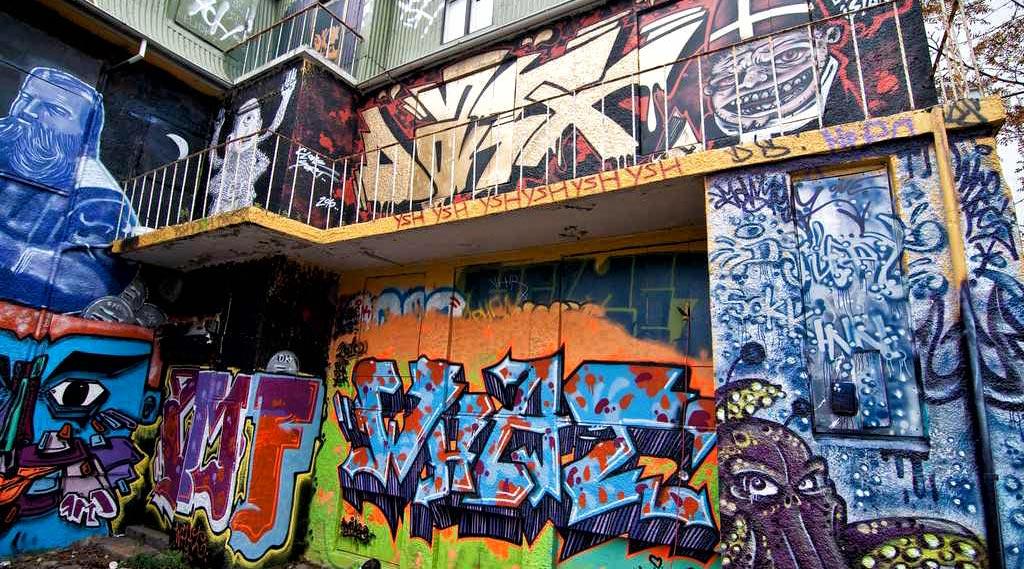 Reykjavik Graffitti